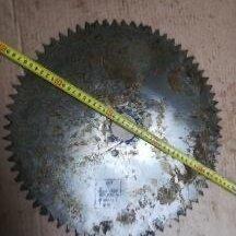 Дисковые пилы - Пила круглая плоская для распилки древесины ГОСТ 980 - 80 400 х 2,5 х 50 Z 68, 0