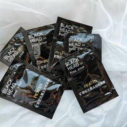 Маски - Маска для лица Pilaten Black Head EX Pore Strip черные точки, 0