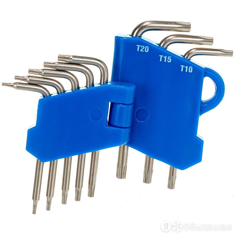 Набор имбусовых ключей для точных работ Зубр Эксперт Мини по цене 399₽ - Наборы инструментов и оснастки, фото 0