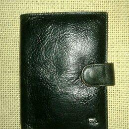 Обложки для документов - Кожаное портмоне-обложка Petek, 0