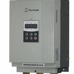 Пускатели, контакторы и аксессуары - Устройство плавного пуска для двигателя  115 КВт  ( EM-GJ3-115), 0