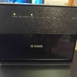 Проводные роутеры и коммутаторы - Wi-fi роутер d-link dir-615, 0