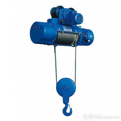 Таль электрическая канатная TOR CD 10 т 24 м передвижная по цене 363000₽ - Грузоподъемное оборудование, фото 0