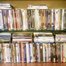 Видеофильмы - Фильмы на DVD 2, 0