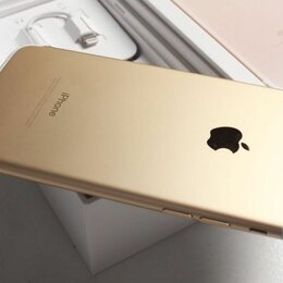 Мобильные телефоны - iPhone 7 128 gold - новый, 0