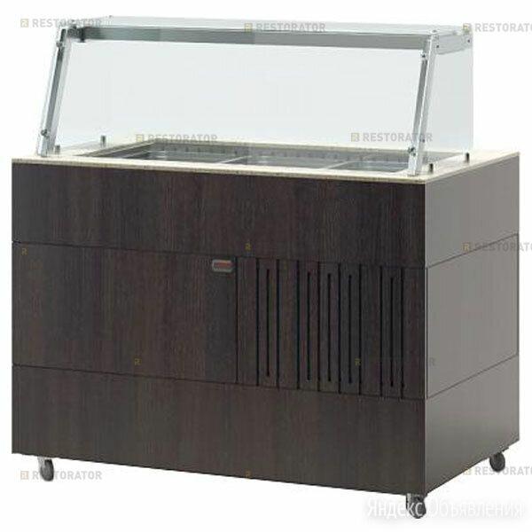 ТММ Салат-бар гриль ТММ Антарес-Премиум ВВМГ/ЗСН 6 GN1/1 (2155х750х1270) по цене 198900₽ - Прочее оборудование, фото 0