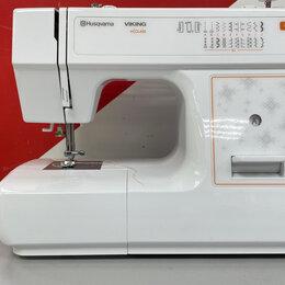 Швейные машины - Швейная машина Husgvarna Viking E10, 0