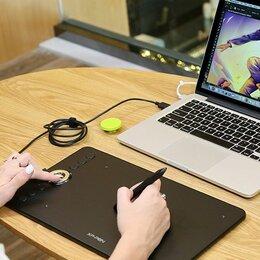 Графические планшеты - Графический планшет XP-Pen Deco 02, 0