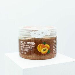 Скрабы и пилинги - Миндальный скраб для тела с экстрактом абрикоса BioAqua Almond Bright Skin Body , 0