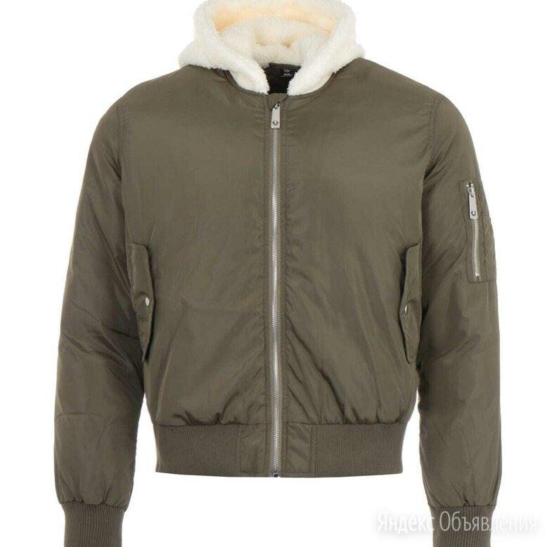 True Religion Men's brow Sherpa Hood Bomber Jacket по цене 9700₽ - Куртки, фото 0