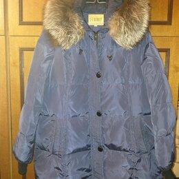 Куртки - Куртка пуховая, женская, 0