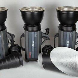 Осветительное оборудование - Студийные осветители, Rekam Professional Lighting Flash Unit NEO 400 (комплект), 0