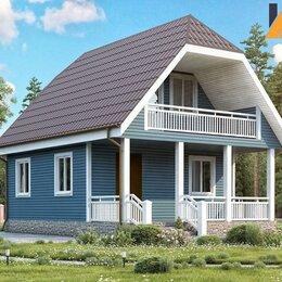 Готовые строения - Каркасный дом экологичный кд-271 163.4м², 0