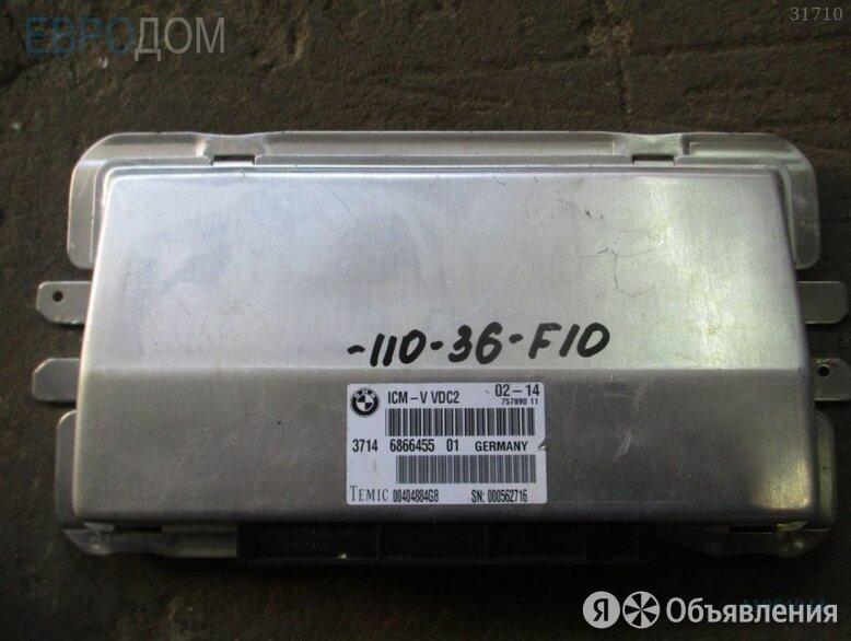 Блок управления (эбу) icm  на BMW F10 по цене 16000₽ - Двигатель и топливная система , фото 0