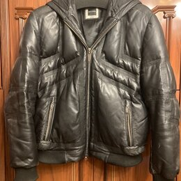 Куртки - Кожаная куртка Ritter , 0
