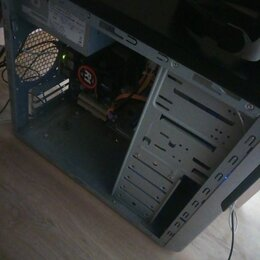 Настольные компьютеры - Стационарный компьютер , 0