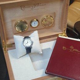Наручные часы - Люксовые часы Cuervo y Sabrinos torpedo , 0