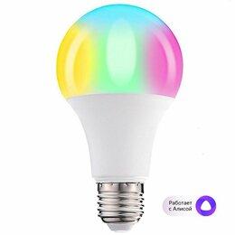 Лампочки - Лампа светодиодная e27 цвет мульти 15w, 12W, 0