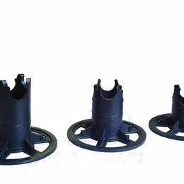 Уголки, кронштейны, держатели - Фиксатор арматуры на сыпучий грунт, 0