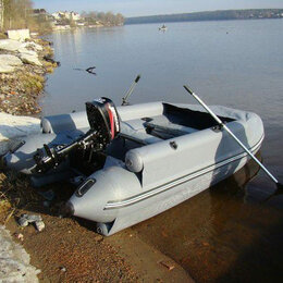 Моторные лодки и катера - Надувная лодка Regatta R340 TPF, 0