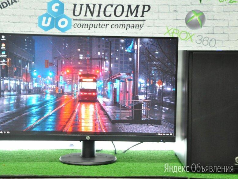 Игровой комп с монитором по цене 42000₽ - Настольные компьютеры, фото 0