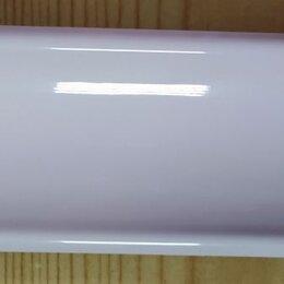 Металлопрокат - Уголок «евро» 20х400мм правый срез белый, 0