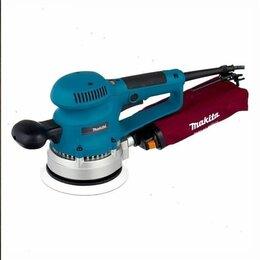 Шлифовальные машины - Орбитальная шлифовальная машинка электрическая 150 макита, 0