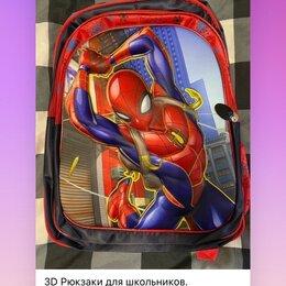 Рюкзаки, ранцы, сумки - Школьный рюкзак человек-паук marvel es109-2, 0