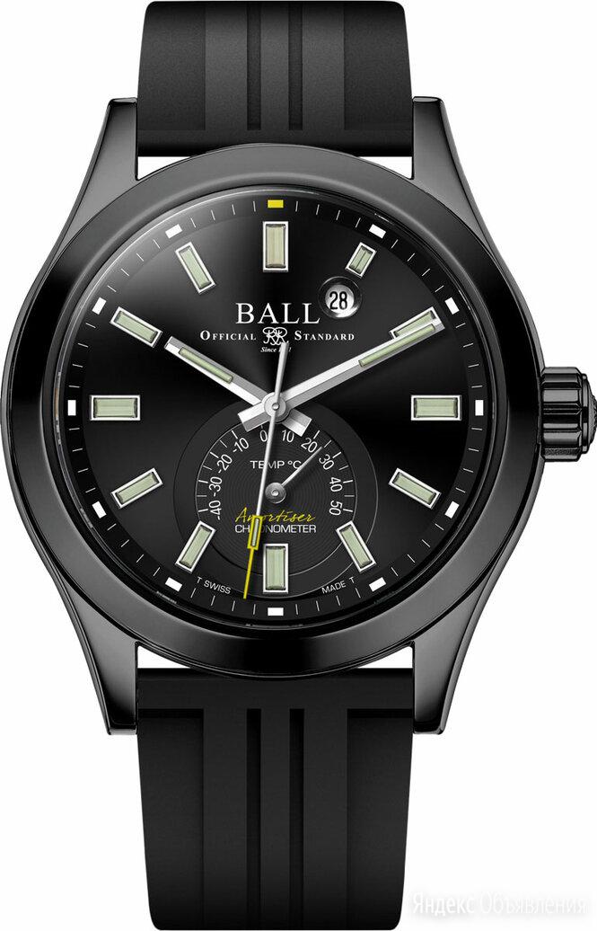Наручные часы BALL NT2222C-P2C-BKC по цене 263900₽ - Наручные часы, фото 0