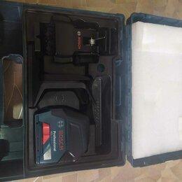 Измерительные инструменты и приборы - Лазерный уровень Bosch GLL 2-15 G Professional, 0