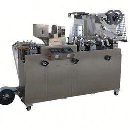 Упаковочное оборудование -  Блистерная машина DPB-140, 0