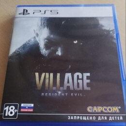 Игры для приставок и ПК - Resident evil Village ps5, 0