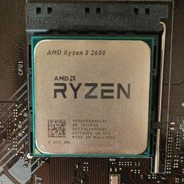 Процессоры (CPU) - Процессор amd ryzen 5 2600, 0