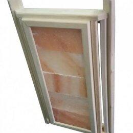 Аксессуары и средства для ухода за растениями - Абажур DoorWood угловой с гималайской солью, 5 плиток (АУ-5П), 0