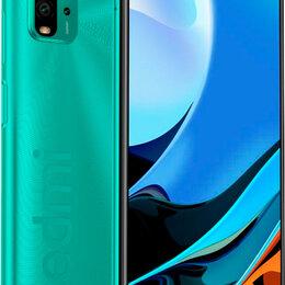 Мобильные телефоны - Xiaomi RedMi 9T 4/128Gb NFC Ocean Green RU (EAC), 0