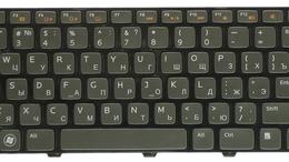 Клавиатуры - Клавиатура Dell XPS 15 L502X N4110 M5040 N5050…, 0