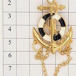 Броши - Брошь якорь Venera Forema Lovely Jewelry, 0