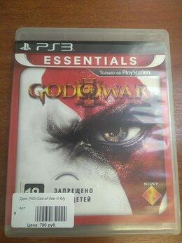 Игры для приставок и ПК - Игры для playstation 3 god of war 3, 0