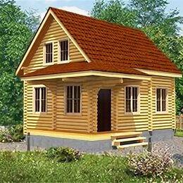 Архитектура, строительство и ремонт - Дома из бруса под ключ проекты, 0