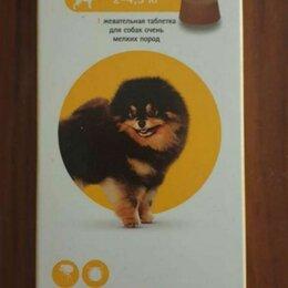 Прочие товары для животных - Intervet бравекто жевательная таблетка для собак 2-4,5кг 112,5мг, 0