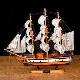 Киндер-сюрприз - Корабль «Кинбурн», 32×31см, 0