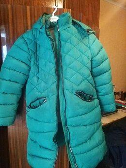 Куртки и пуховики - Пальто зимнее на девочку, 0