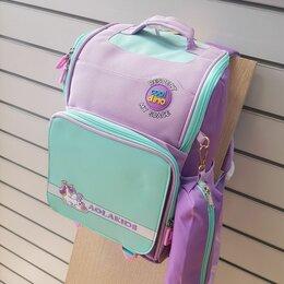 Рюкзаки, ранцы, сумки - Рюкзак школьный для девочки новый., 0