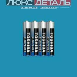 Батарейки - TOSHIBA LR03GCPSP4 Батарейка , 0