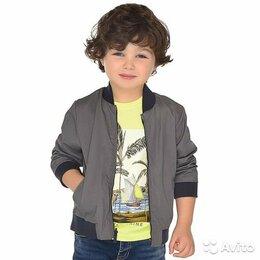 Куртки и пуховики - Куртка двусторонняя Mayoral для мальчика, 9 лет, 0