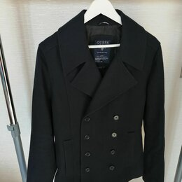 Куртки - Куртка-пиджак Guess мужской, размер M, б/у, 0