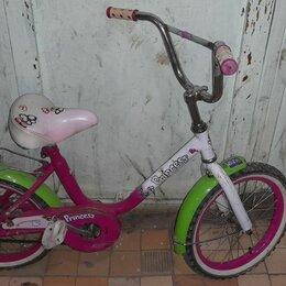 Велосипеды - Велосипед скоростник для девочки 5 лет в рич фэмили, 0