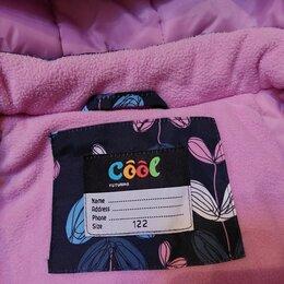 Комплекты верхней одежды - Комбинезон зимний, рост 122, 0