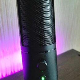 Микрофоны - Микрофон Razer Seiren X, 0
