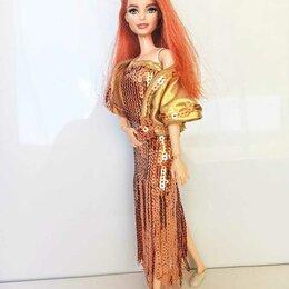 Аксессуары для кукол - Вечернее платье для Барби., 0